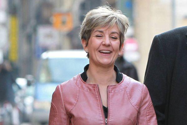 Sandrine Doucet a été élue députée de la 1ere circonscription de Gironde en 2012