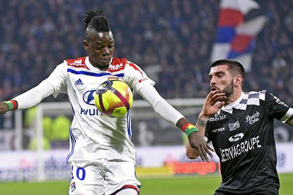 Guingamp contre Lyon n'a pas réussi à l'emporter