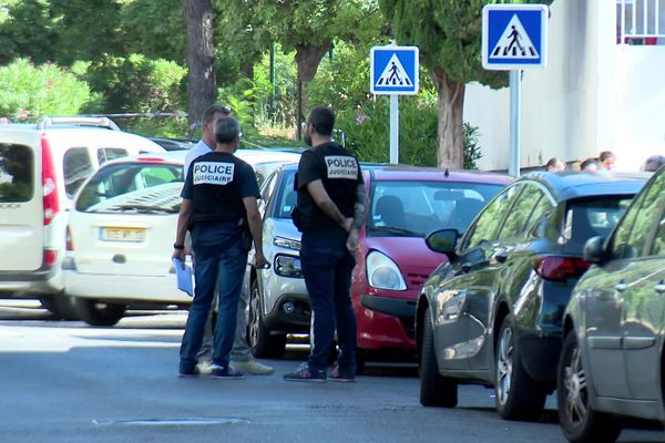 Les tirs mortels ont eu lieu à proximité de la cité des Hirondelles dans le 13e arrondissement de Marseille.