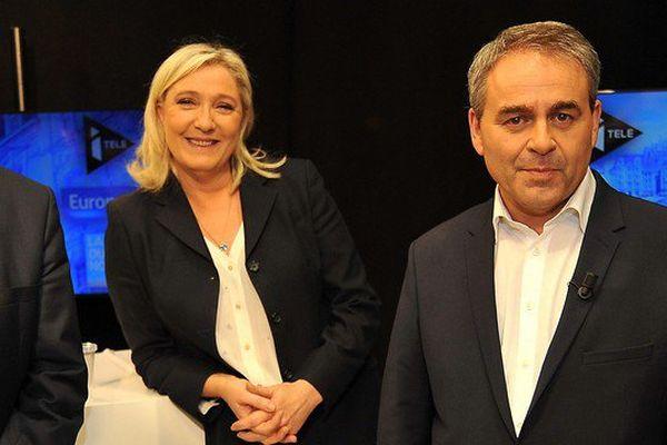 Le Figaro a déjà fait une croix sur Pierre de Saintignon, le candidat PS (à gauche), pour le 2e tour des régionales.