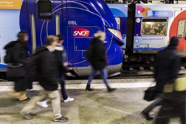 Les usagers de la ligne Paris-Montargis en ont ras la casquette. Photo d'illustration