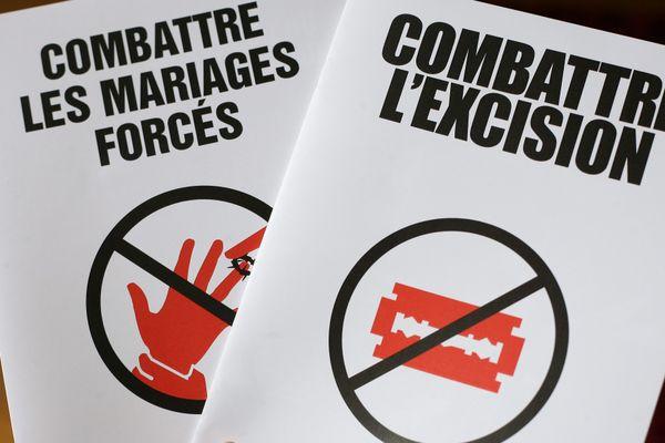 Campagne de lutte contre les mutilations sexuelles en France - 2009 -