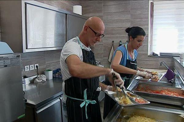 En 2015, plus de 15 600 repas ont été servis au Partage, restaurant social à Mulhouse géré par la fondation de l'Armée du salut.