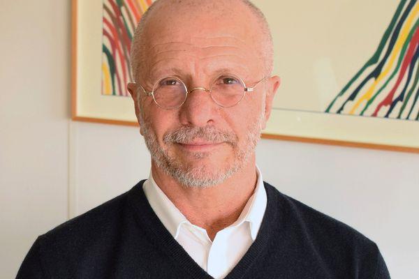 Le Professeur Jean-Philippe Raynaud, professeur de psychiatrie de l'enfant et de l'adolescent, chef de service au CHU de Toulouse.