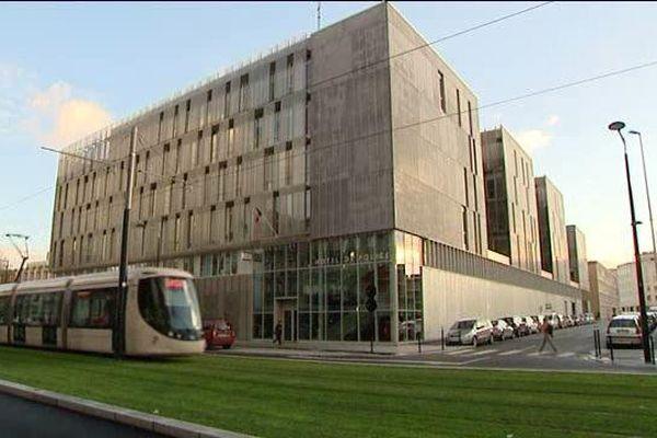 L'Hôtel de police du Havre