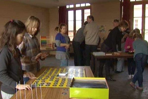 Des cours de mathématiques ludiques à Sorbais dans l'Aisne