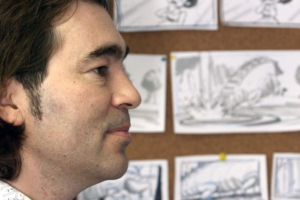 """Le réalisateur du film d'animation """"Un monstre à Paris"""", Eric Bergeron, a été mis en examen le 2 janvier pour viol dans une affaire remontant à 2007."""