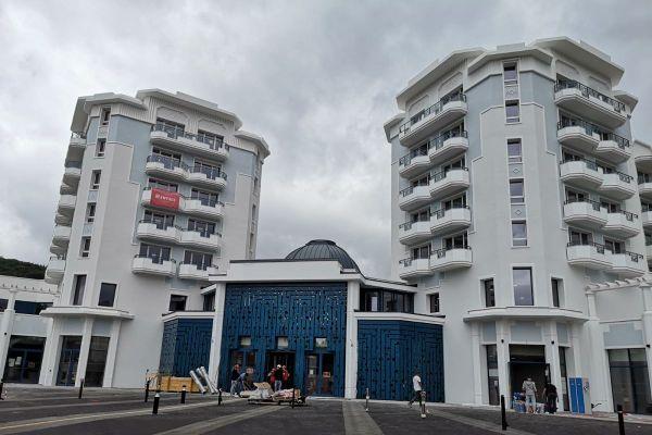 Après deux ans de travaux, le nouveau resort thermal de Châtel-Guyon dans le Puy-de-Dôme ouvre le 1er août.