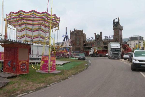 Plus de 170 attractions sont proposées au public.