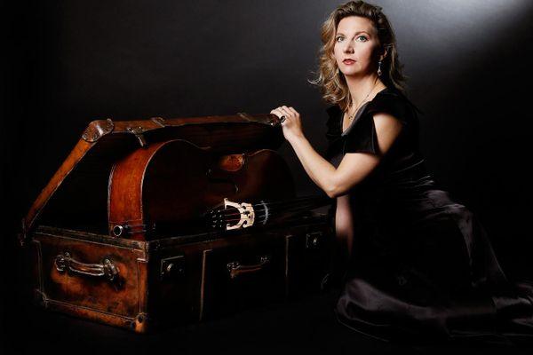 Ophélie Gaillard - violoncelliste