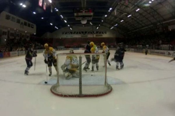 Hockey-sur-glace : Amiens/Strasbourg