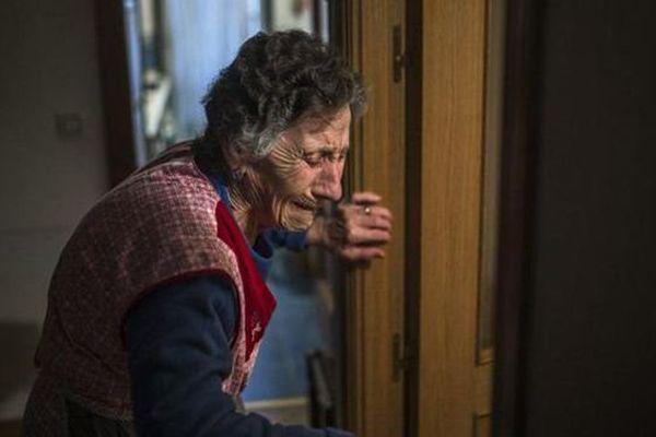 Carmen 85 ans expulsée de son logement à Madrid