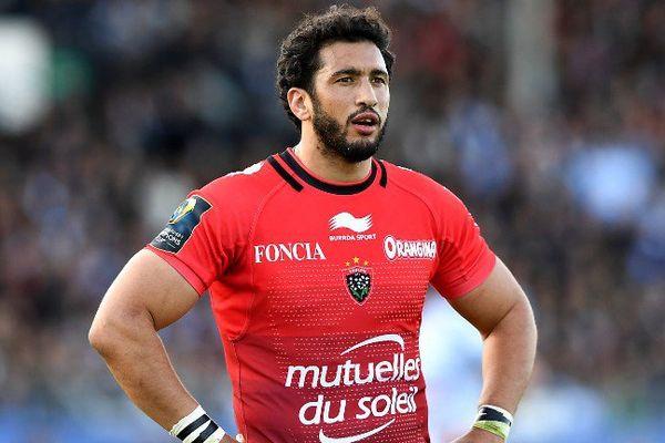 """Maxime Mermoz et deux autres joueurs toulonnais, Guilhem Guirado et François Trinh-Duc ont été retenus dans le liste """"Elite"""""""