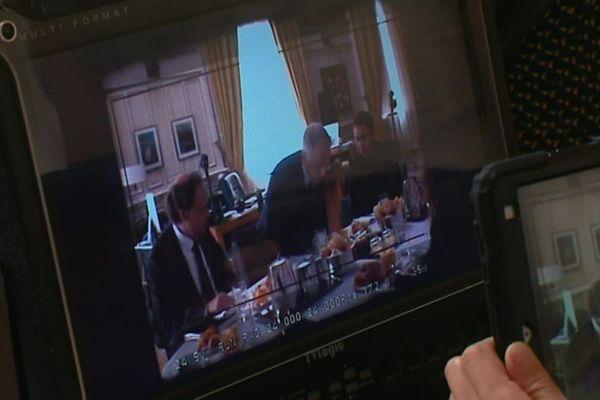 A cause de la crise sanitaire et du confinement, huit tournages ont été impactés en Auvergne Rhône-Alpes
