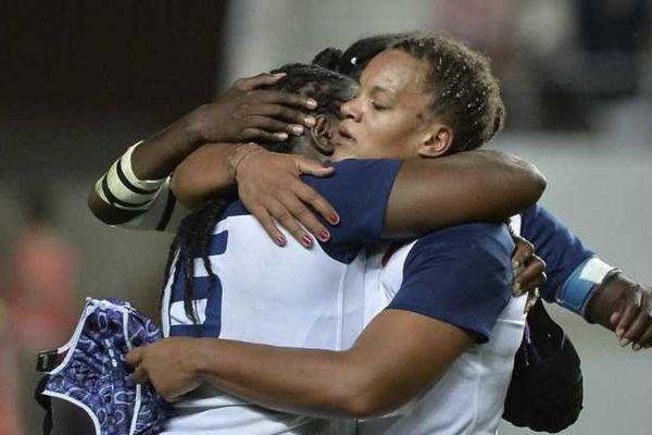 Le XV de France féminin s'est incliné face au Canada, mercredi soir, au stade Jean Bouin.