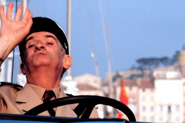 En janvier 1983, Louis de Funès tourne la série des gendarmes sur le port de Saint-Tropez