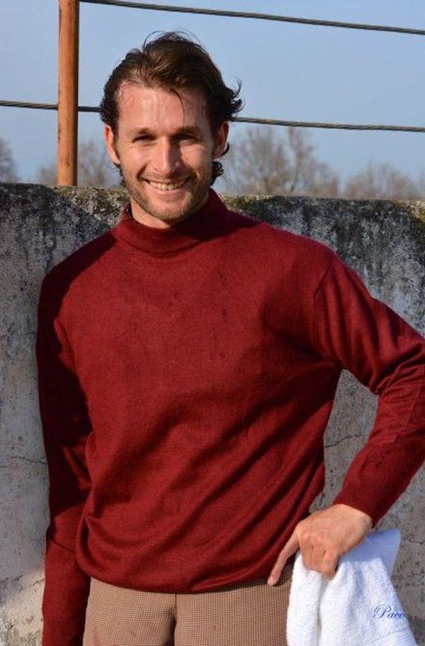 Jérémy Banti, matador de toros.