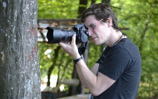 Pascal Sulocha éditeur web à France 3 est aussi passionné de photographie