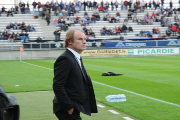 Bernard Joannin, Président d'Amiens SC