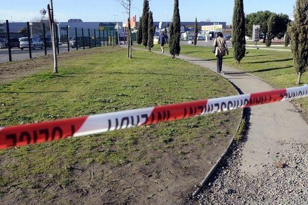 L'homme a été exécuté près d'une station service du quartier de Purpan