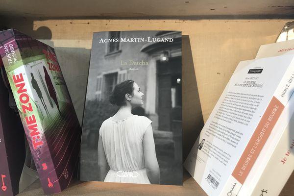 La Datcha, le neuvième roman d'Agnès Martin-Lugand, publié chez Michel Lafon.