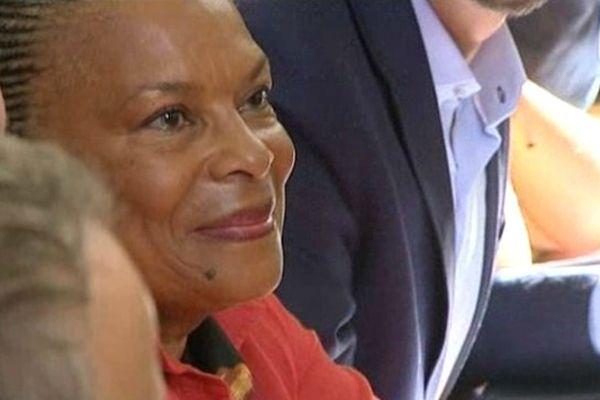 Christiane Taubira, garde des Sceaux