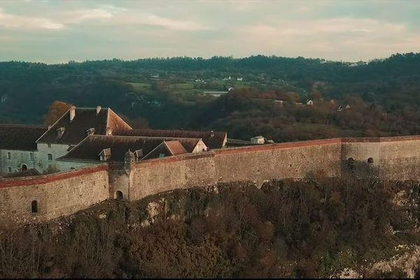 La Citadelle est mise à l'honneur dans le dernier clip du beatmaker Sorg.