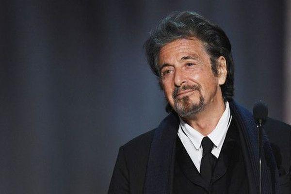 Al Pacino en juin 2017.