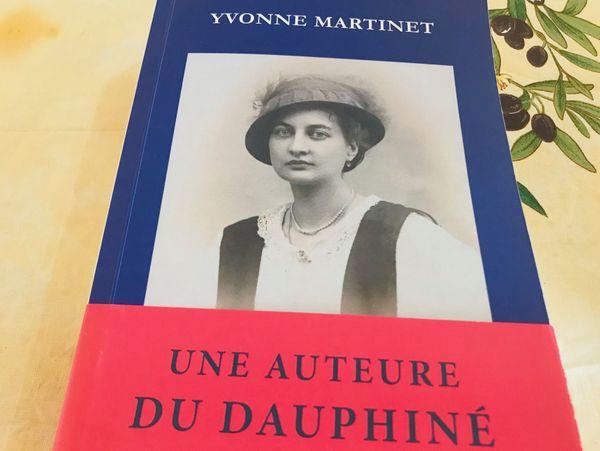 Les trois romans d'Yvonne Martinet sont réédités dans un seul volume.