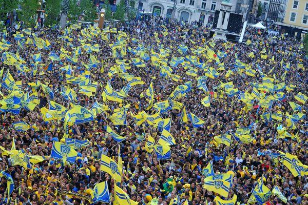 Les sismographes ont enregistré l'euphorie des 30.000 supporters de Clermont-Ferrand