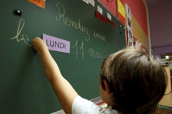 Le retour à l'école est prévu pour le 11 mai 2020 en France.