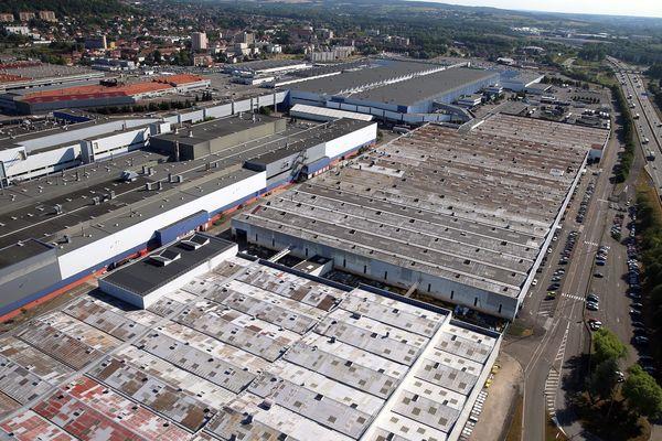 Le site de Sochaux sera agrandi pour permettre la construction de l'usine de future