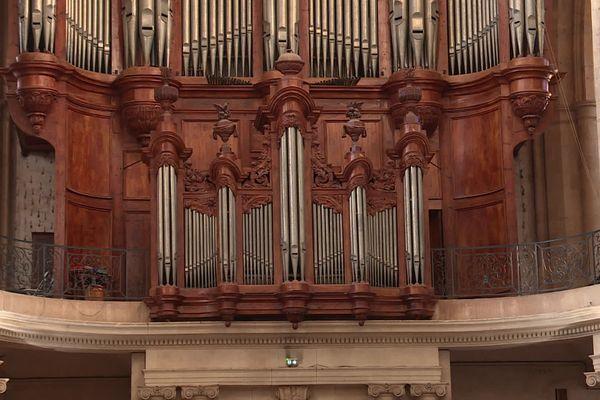 L'orgue de la Basilique Royale de Saint-Maximin-la-Sainte-Baume est un instrument d'exception conçu en 1772.