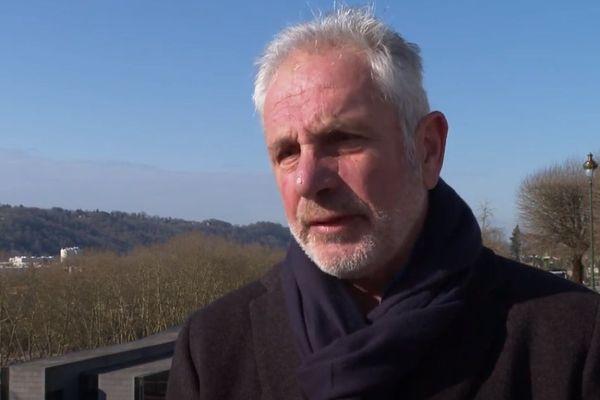 Bernard Laporte-Fray, Président du Pau FC