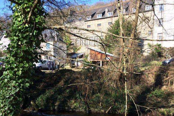 La maison des Seznec a été fouillé à Morlaix. Deux os y ont été découverts.