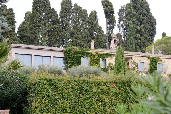 Le mas Picasso, situé à Mougins, a été vendu pour un peu plus de 20 millions d'euros.