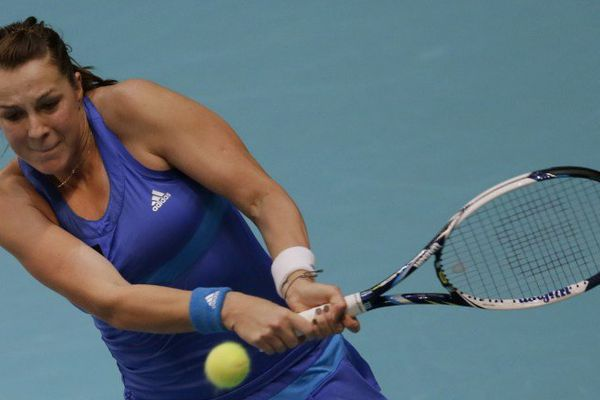 La Russe Anastasia Pavlyuchenkova a remporté l'Open de Paris-Coubertin en battant l'Italienne Sara Errani en trois sets 3-6, 6-2, 6-3 en finale dimanche.