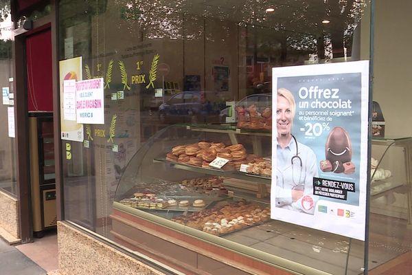 Pour 2 chocolats achetés dans les boulangeries de Moselle, un est offert aux personnels de santé.