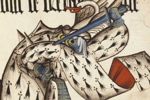 Le duc de Bretagne, Jean V, n'est jamais arrivé à Azincourt.