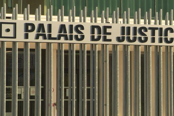 Le tribunal de Grande Instance de Caen