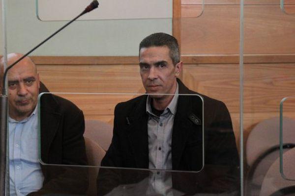A d. Karbal Dandouni pendant son procès aux Assises de la Charente