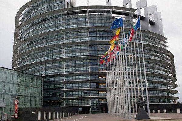 Le siège du Parlement européen à Strasbourg