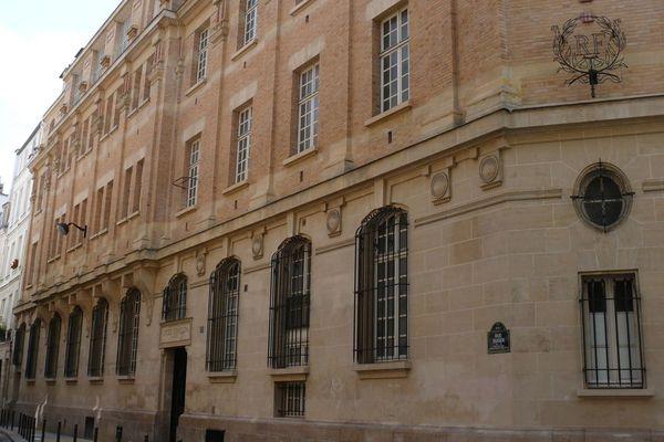 Les étudiants du lycée Fénelon à Paris ont également appelé à la manifestation