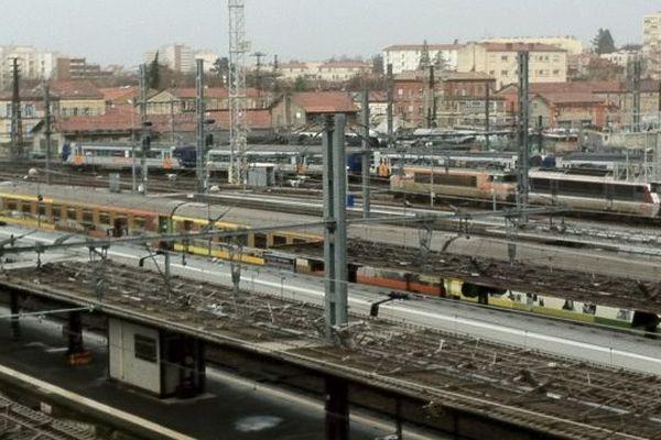 Le trafic est légèrement perturbé sur certains axes, au départ de Toulouse.