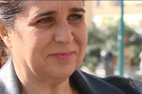 Angèle Bastiani est candidate aux élections municipales de l'Île-Rousse
