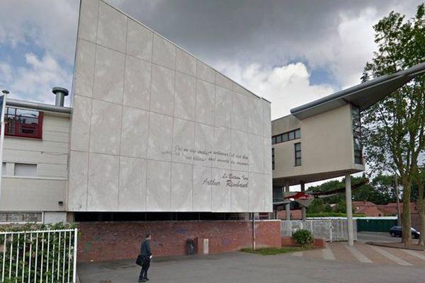 Le suspect était surveillant au collège Rimbaud de Villeneuve d'Ascq
