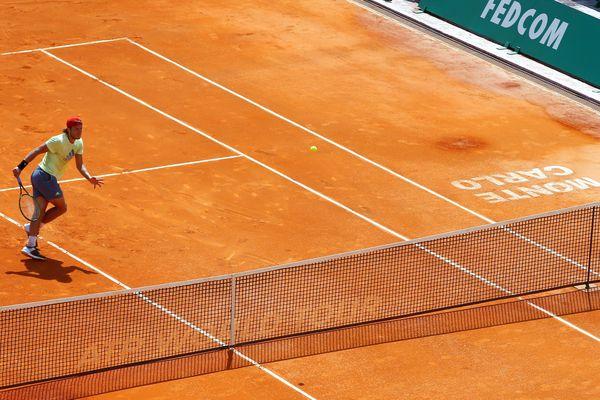 Lucas Pouille, espoir de ce Masters 1000.