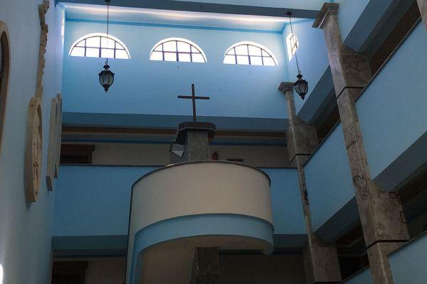 Centre culturel Saint Paul de Karakosh restauré par la fondation Saint Irénée