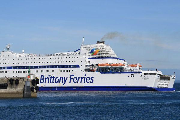 La Brittany Ferries stoppe ses lisaisons Le Havre - Portsmouth et Cherbourg Portsmouth le 7 septembre
