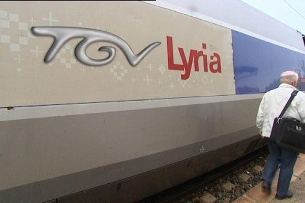 Pendant combien de temps encore les TGV passeront-ils à Pontarlier?